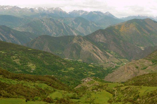 Tallers d'escriptura creativa al Pirineu. Estiu2017